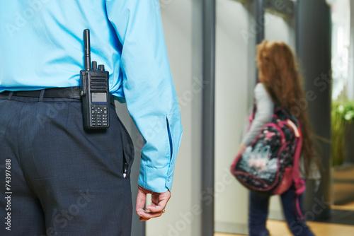 security guard - 74397688