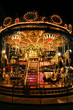 Leinwandbild Motiv Historisches Karusell