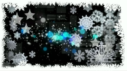 Fond d'écran hivernal