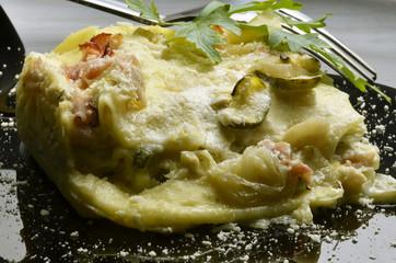 Pasticcio Lasaña Lasanja Lasagne Expo Milano 2015