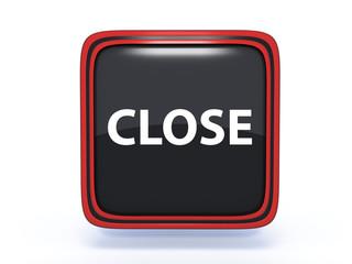 close square icon on white background