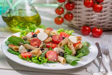 Enjoy your spring salad