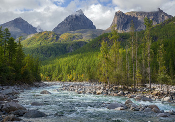 River Upper Sakukan