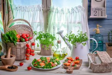 Enjoy your spring kitchen