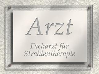 Arzt für Strahlenterapie