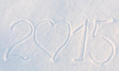 words draw on snow