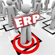 ERP Enterprise Resource Planning Company Business Program Softwa