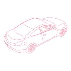 car_line01