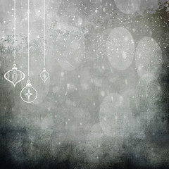 Grungy Christmas background