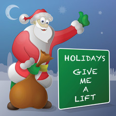 Santa Clause Holidays