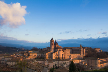 Città medievale di Urbino