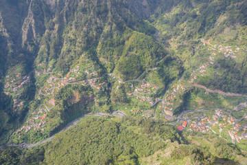Valley of Curral das Freiras,  Madeira (Portugal)