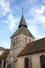 Eglise St Denis, Cambremer, Calvados, Monument historique