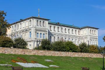 Russia. Tambov. Theological Seminary in the Kazan Monastery