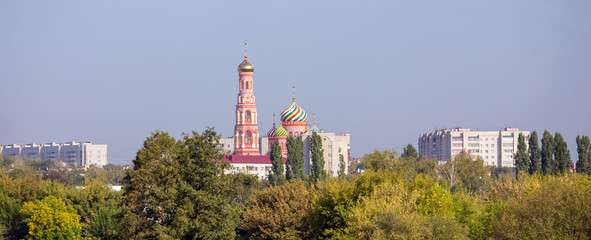 Tambov city. Cathedral of the Ascension