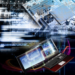 Generation new computer technology