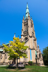 Saint James Cathedral in Toronto