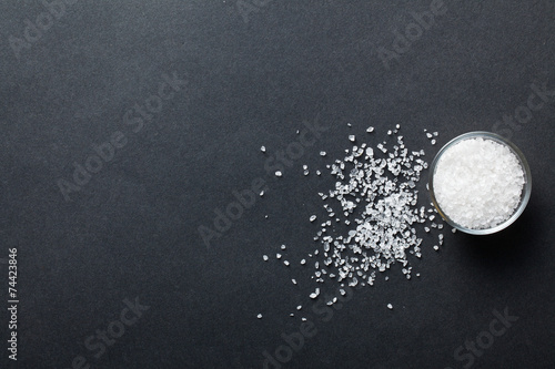 white salt - 74423846
