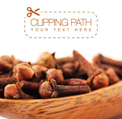 cloves with clipping path - 5