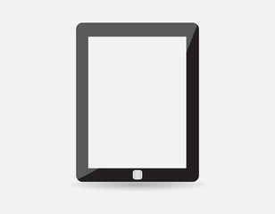 modern technology device - computer tablet