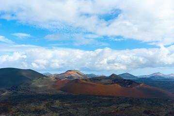 the Volcanos