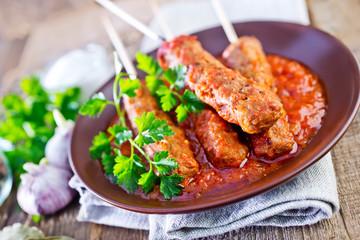 Ljulja-kebab