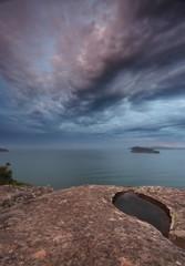 Gemstone skies fromr Pearl Beach Broken Bay Australia
