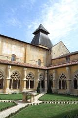 Abbaye de Cadouin-Dordogne