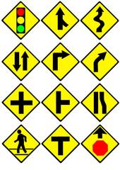 Traffic Sign - Warning
