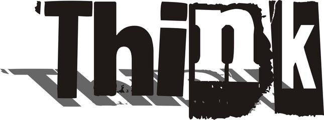 typography think