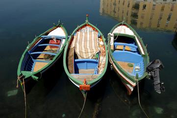 Fishing port of Siracusa