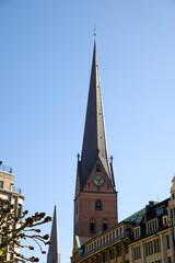 Hauptkirche Sankt Petri  - Hamburg