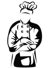 chef folded arms