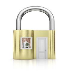 Flat lock
