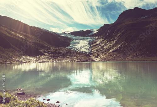 Lake in Norway - 74433451