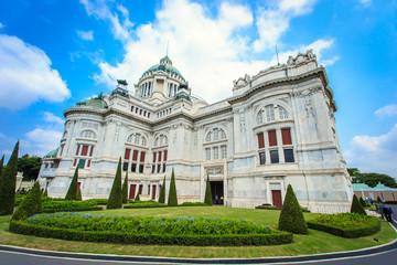 Dusit Palace in Bangkok, Thailand King palace