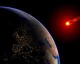 Meteor Asteroid Europe Earth