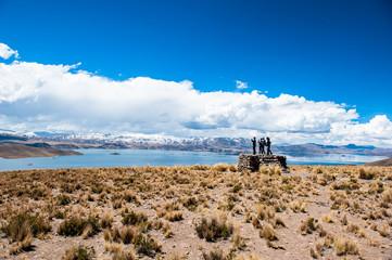 Laguna Lagunillas, Puno, Perù