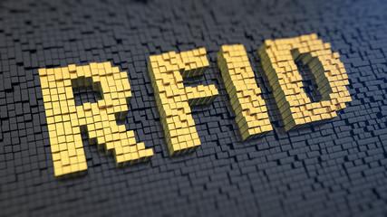 RFID cubics