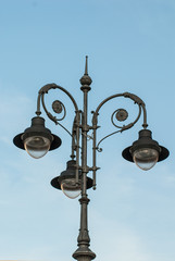Lampione, lanterna, illuminazione pubblica