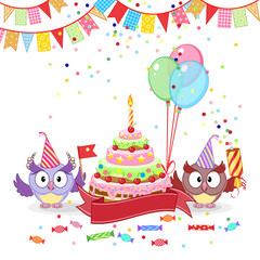 funny owls congratulates