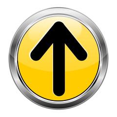 Button Pfeil gelb  #141209-svg29