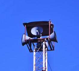 vintage horn speaker