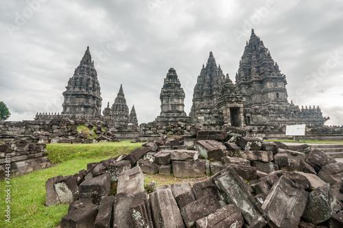 Aluminium Indonesië Prambanan temple