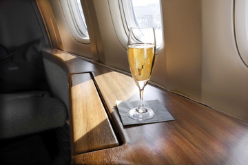 Welcome Glass of Champagne