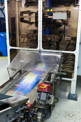 moving new conveyor