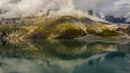A calm Alaska Bay