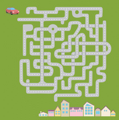 game road