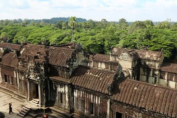 Angkor - Tempel im Urwald