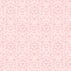 Seamless pink pattern.